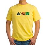 8ONE8, Inc. Yellow T-Shirt