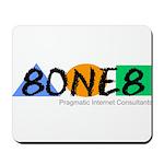 8ONE8, Inc. Mousepad
