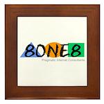 8ONE8, Inc. Framed Tile