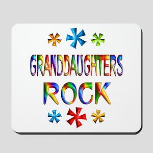 Granddaughter Mousepad