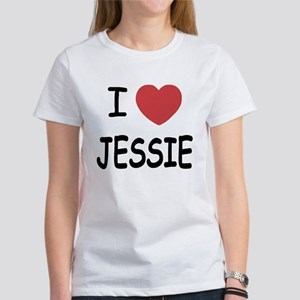 I heart Jessie Women's T-Shirt