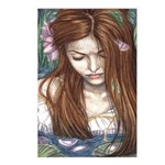 Ophelia Postcards (Package of 8)