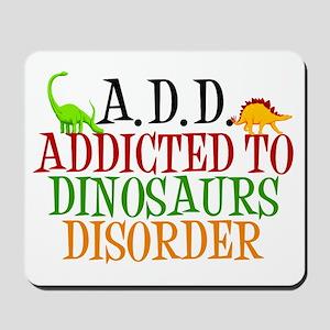 Funny Dinosaur Mousepad