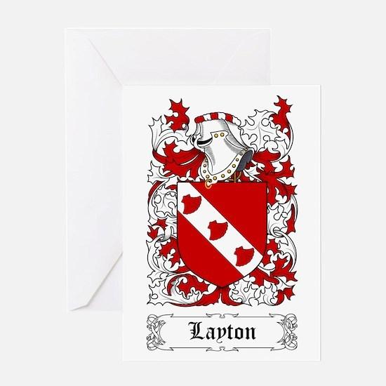 Layton II Greeting Card