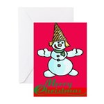 New Orleans Christmas Greeting Cards (Pk of 10)