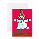 New Orleans Christmas Greeting Card