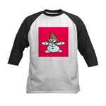 New Orleans Christmas Kids Baseball Jersey
