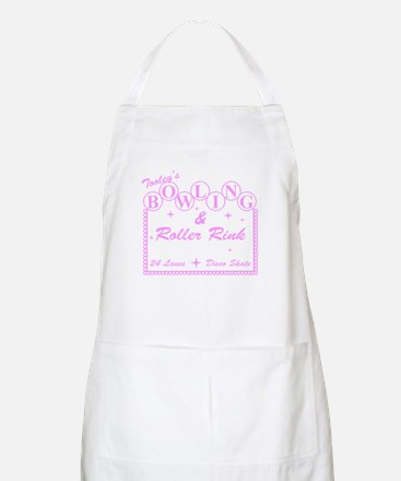 Tooley's Bowling & Roller Rin Apron