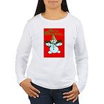 New Orleans Christmas Women's Long Sleeve T-Shirt