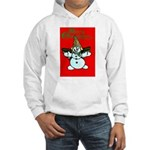 New Orleans Christmas Hooded Sweatshirt