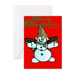 New Orleans Christmas Greeting Cards (Pk of 20)