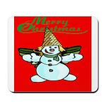 New Orleans Christmas Mousepad