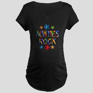 Auntie Maternity Dark T-Shirt
