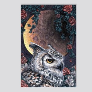Night Magic Postcards (Package of 8)