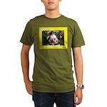 Don't Eat Me Organic Men's T-Shirt (dark)