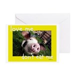 Don't Eat Me Greeting Cards (Pk of 10)