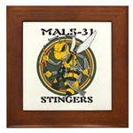 Mals 31 Framed Tile