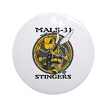 Mals 31 Ornament (Round)