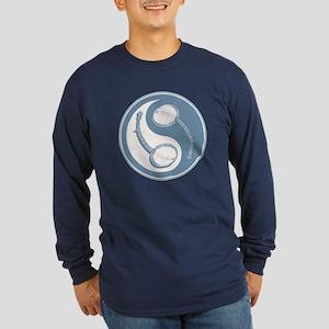 Banjo Yang Long Sleeve Dark T-Shirt