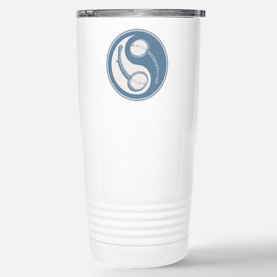 Banjo Yang Stainless Steel Travel Mug