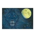 Guardian Lion Postcards (Package of 8)
