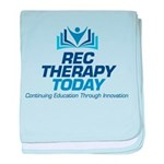 Rec Therapy Today baby blanket