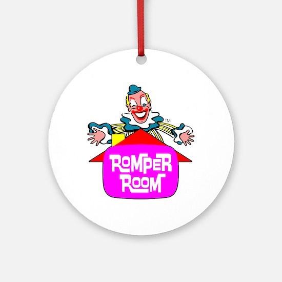 """ROMPER ROOM"" Ornament (Round)"