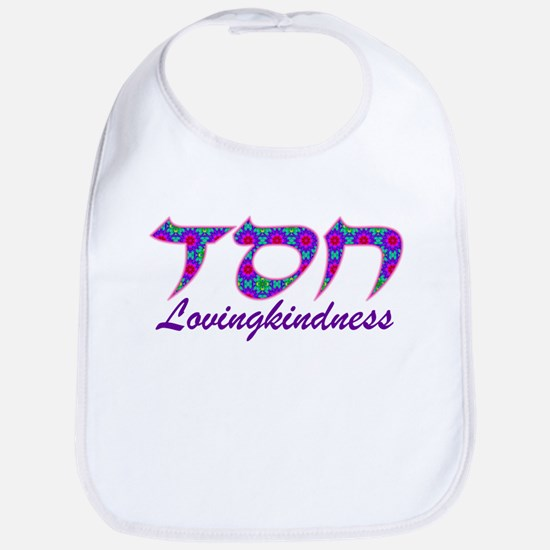 Chesed: Lovingkindness Bib