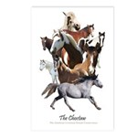 Choctaw Horse Postcards (Package of 8)