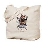 Choctaw Horse Tote Bag