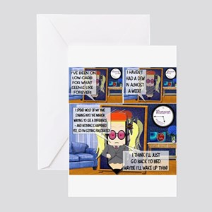Low-Carb Frustration Greeting Cards (Pk of 10)