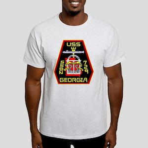USS Georgia SSBN 729 Light T-Shirt