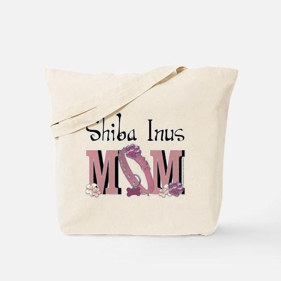 Shiba Inus MOM Tote Bag