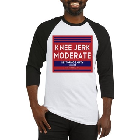 Knee Jerk Moderate Baseball Jersey
