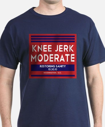 Knee Jerk Moderate T-Shirt