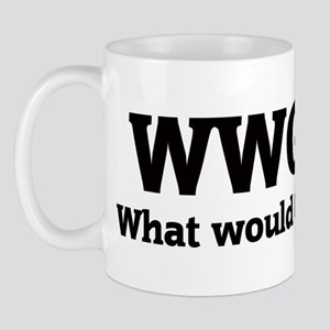What would Gina do? Mug