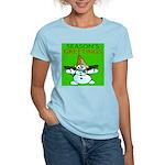 New Orleans Christmas Women's Light T-Shirt