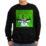New Orleans Christmas Sweatshirt (dark)