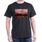 a moment to reflect Dark T-Shirt