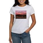 a moment to reflect Women's T-Shirt