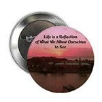 """a moment to reflect 2.25"""" Button"""