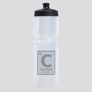 Carbon Sports Bottle