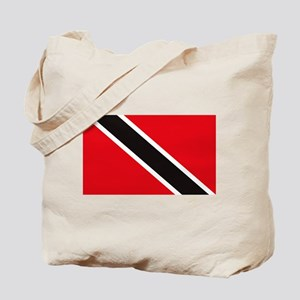 Trinidad Tobago Flag Tote Bag