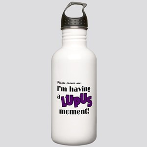 I'm Having a Lupus Moment Stainless Water Bottle 1