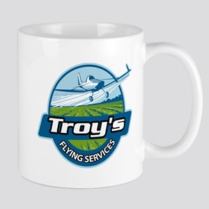 Troy's Flying Services Mug