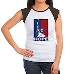 Liberty is Hope Women's Cap Sleeve T-Shirt