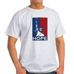 Liberty is Hope Light T-Shirt