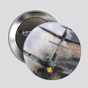 Spitfire Chasing ME-109 Button