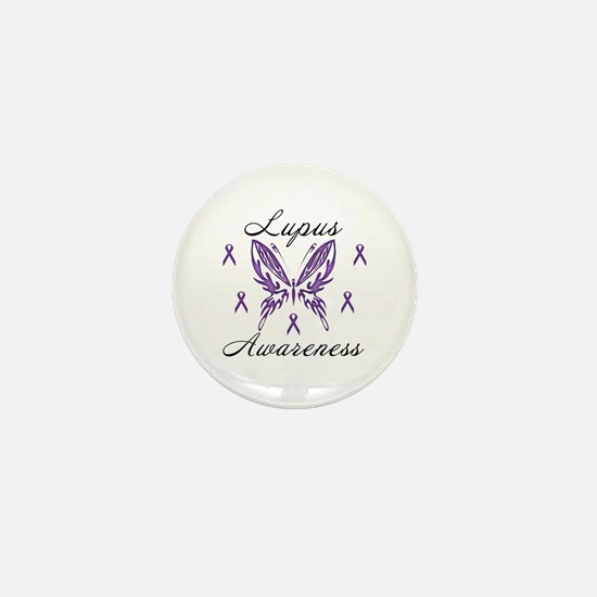 Lupus Awareness Mini Button