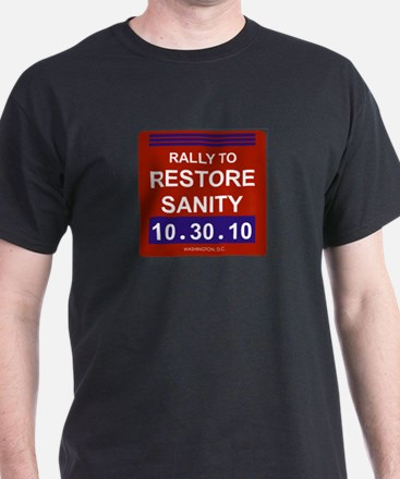 Unique Restore sanity T-Shirt